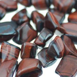 Red Tigers Eye