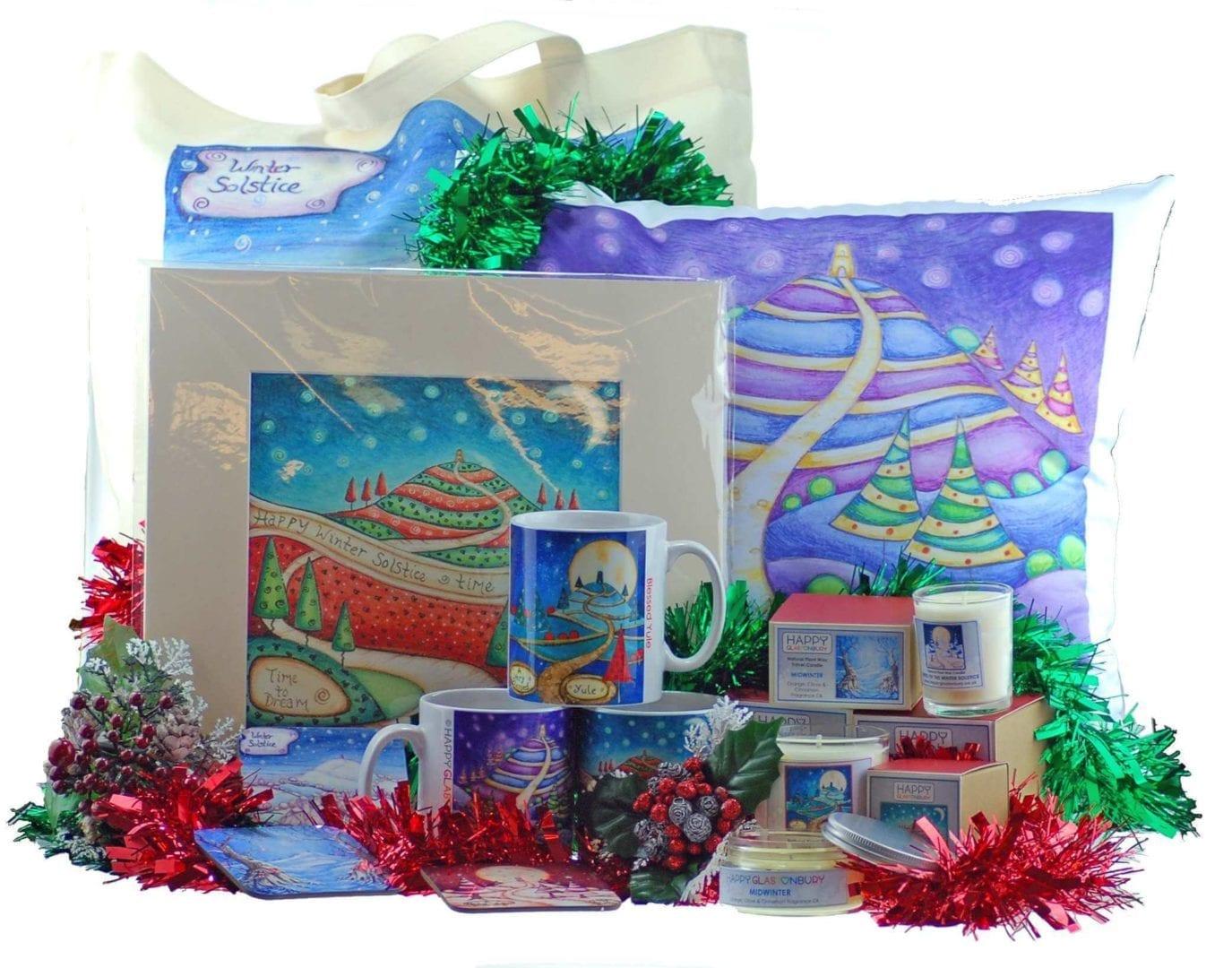 Happy Glastonbury - Christmas & Yule