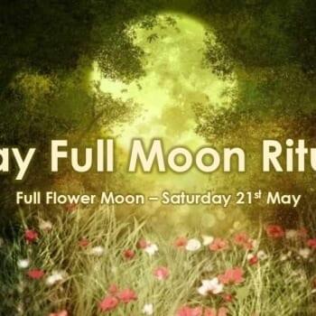 May Full Moon Ritual