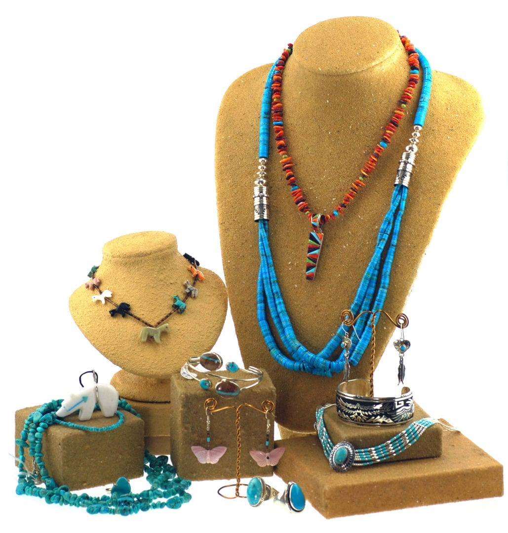 Happy Glastonbury - Jewellery - Native American Collection