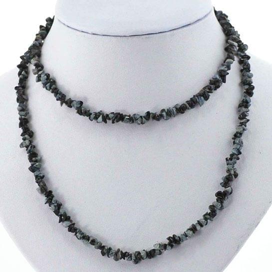 1249 snowflake obsidian