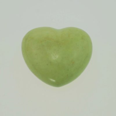 Natural Green Turquoise Heart