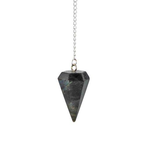 Labradorite Pendulum