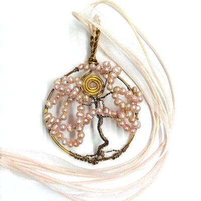 pearl tree of life pendant 1905