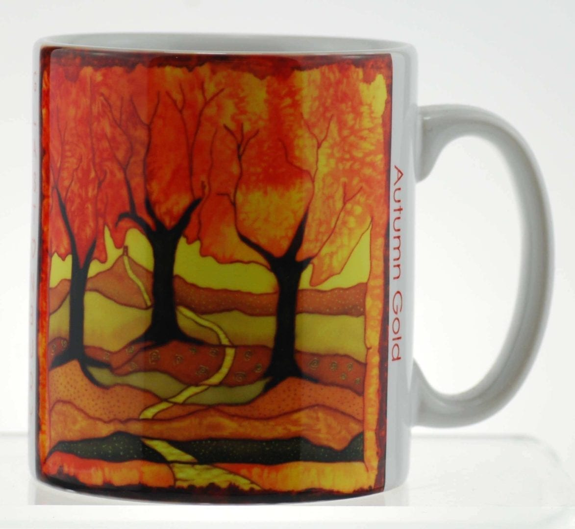 Autumn Gold Mug