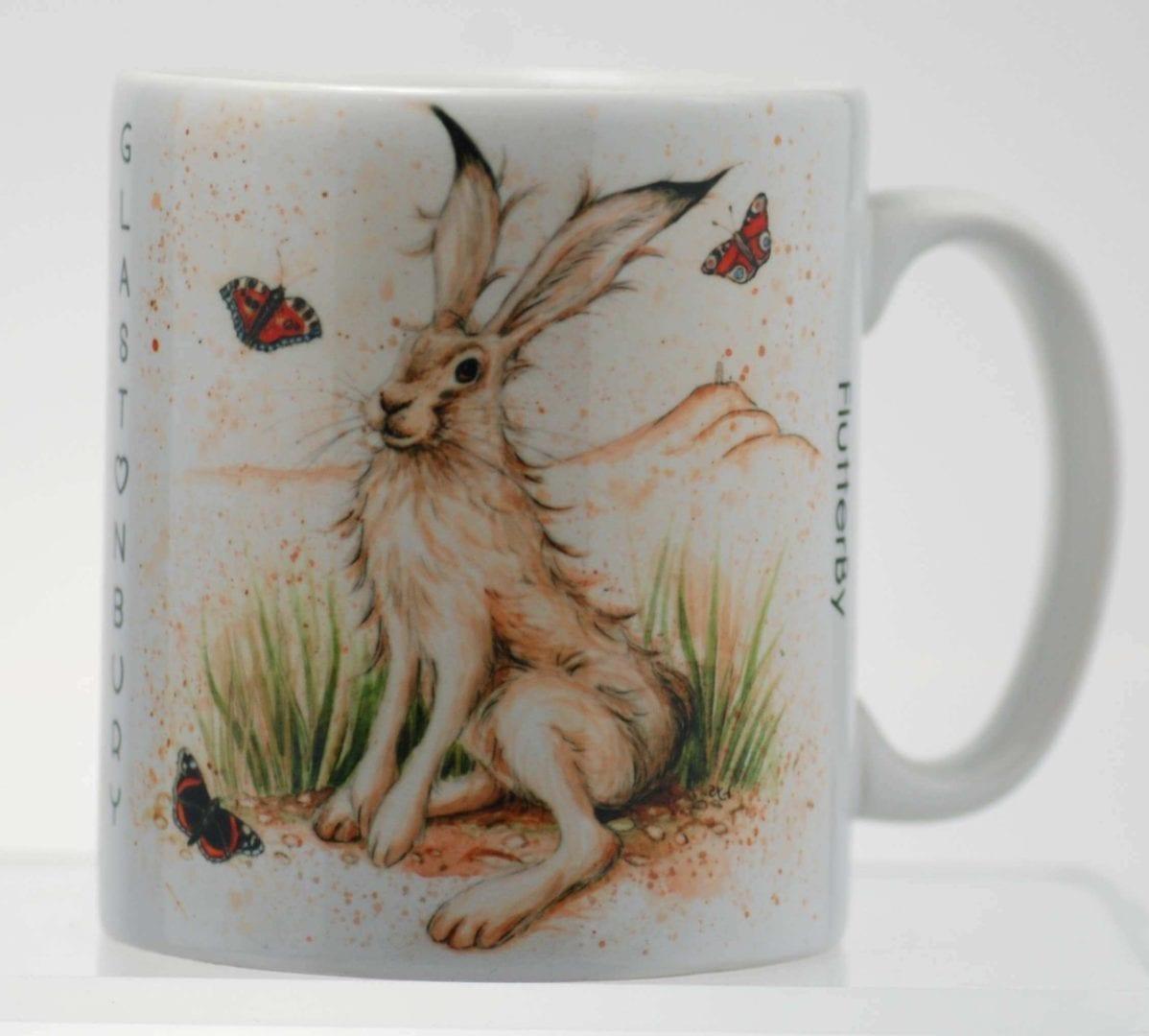 Flutterby Mug
