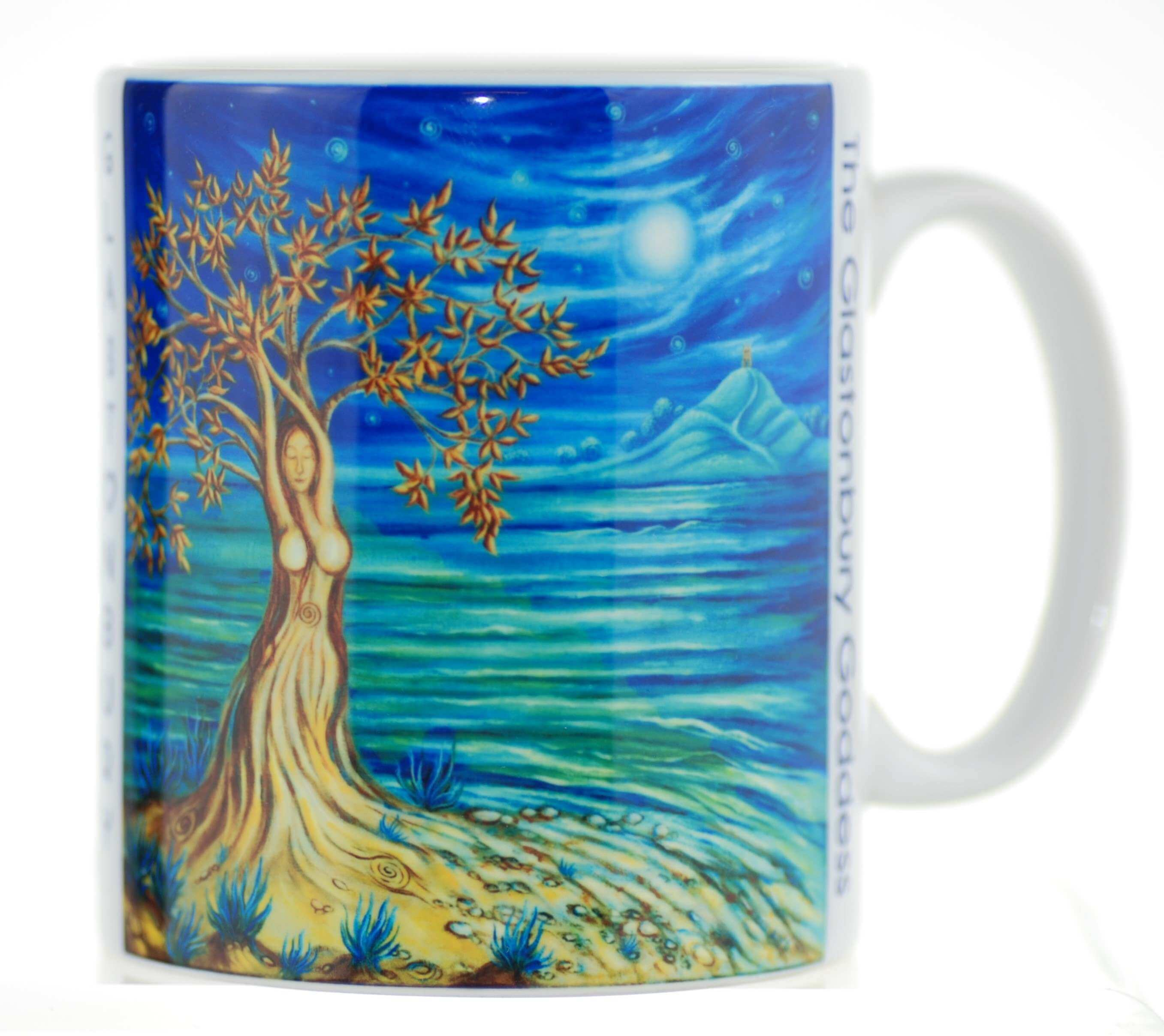 Glastonbury Goddess Mug