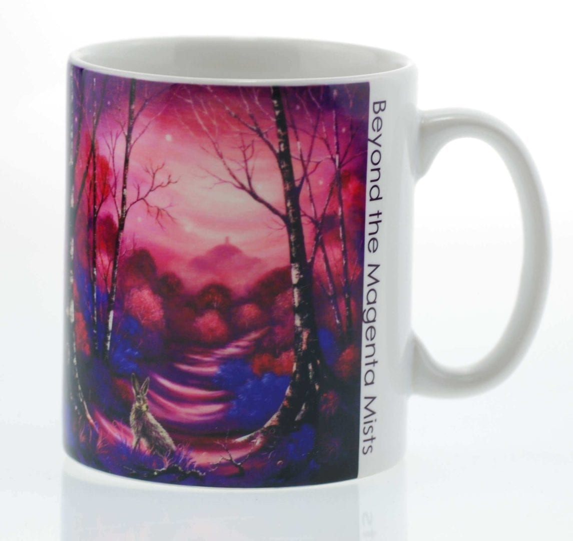 Beyond the Magenta Mists Mug