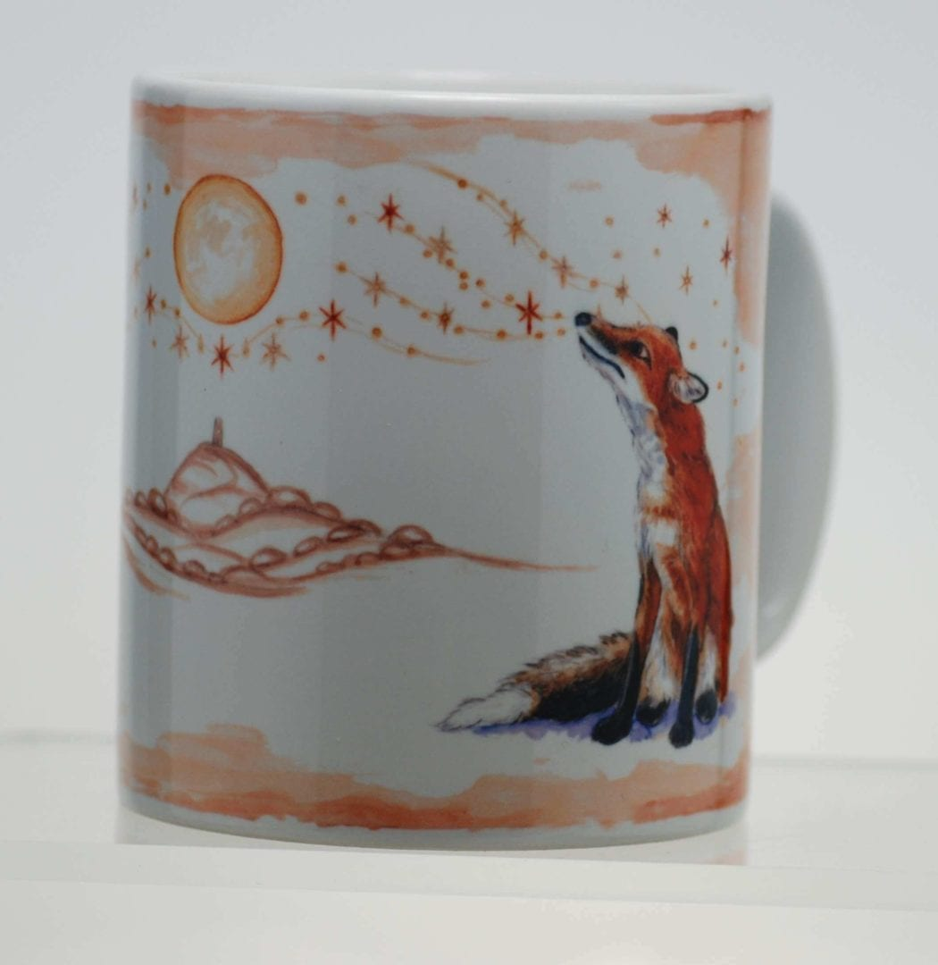 Country Fox Mug