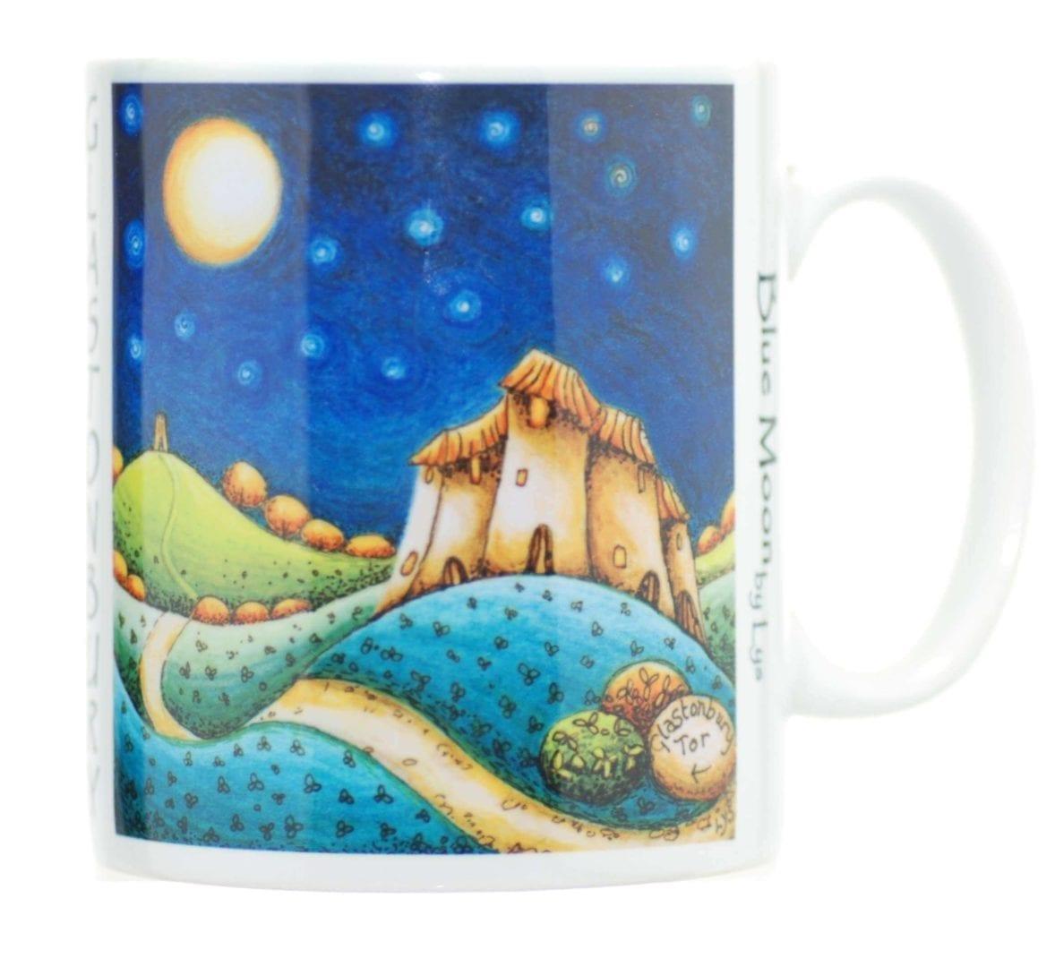 Blue Moon Mug