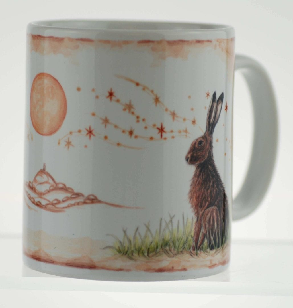 Country Hare Mug