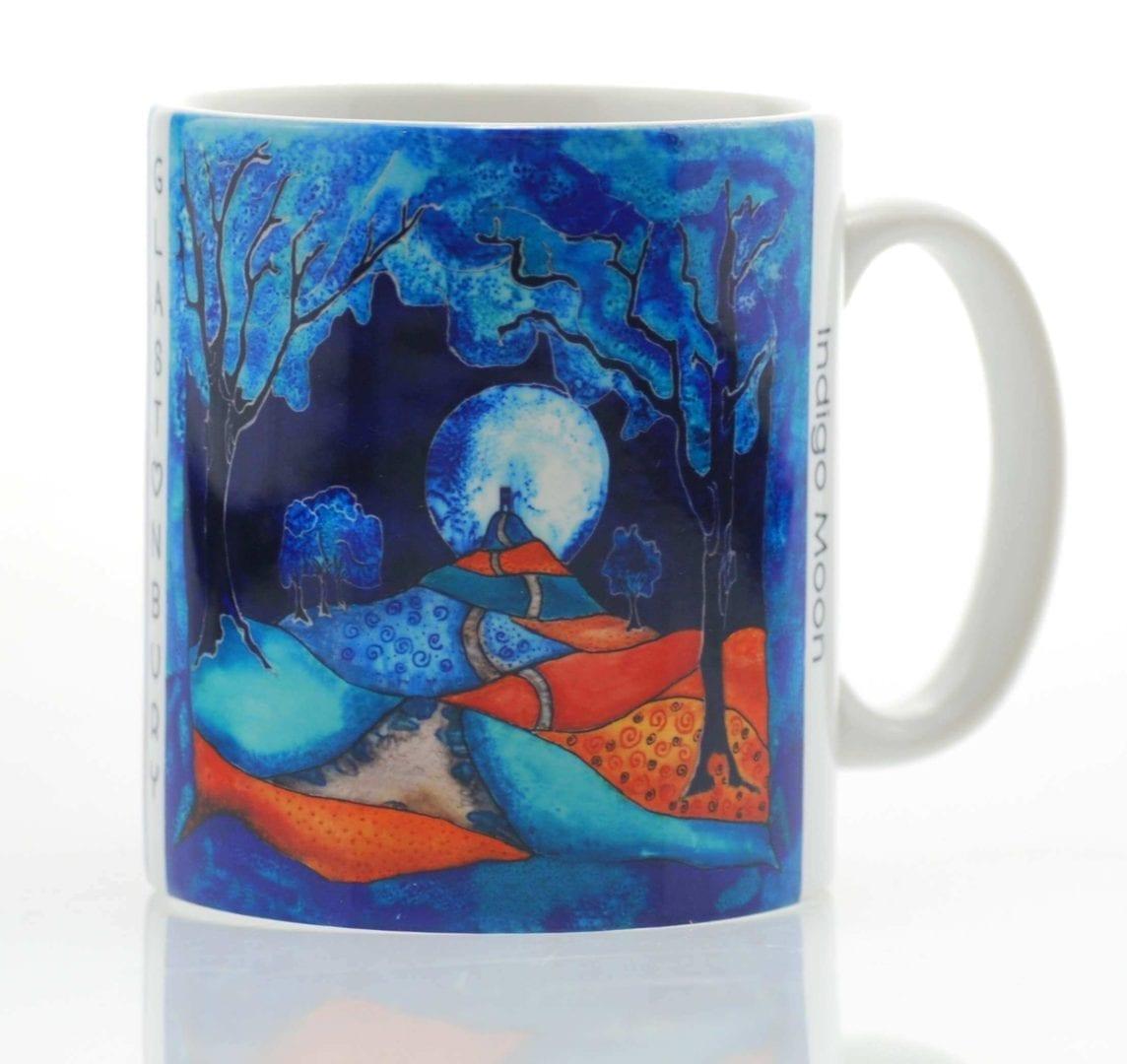 Indigo Moon Mug