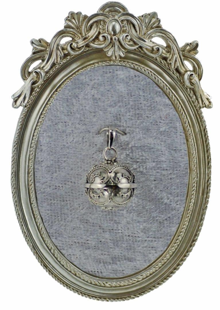 Sterling Silver Angel Caller Pendant
