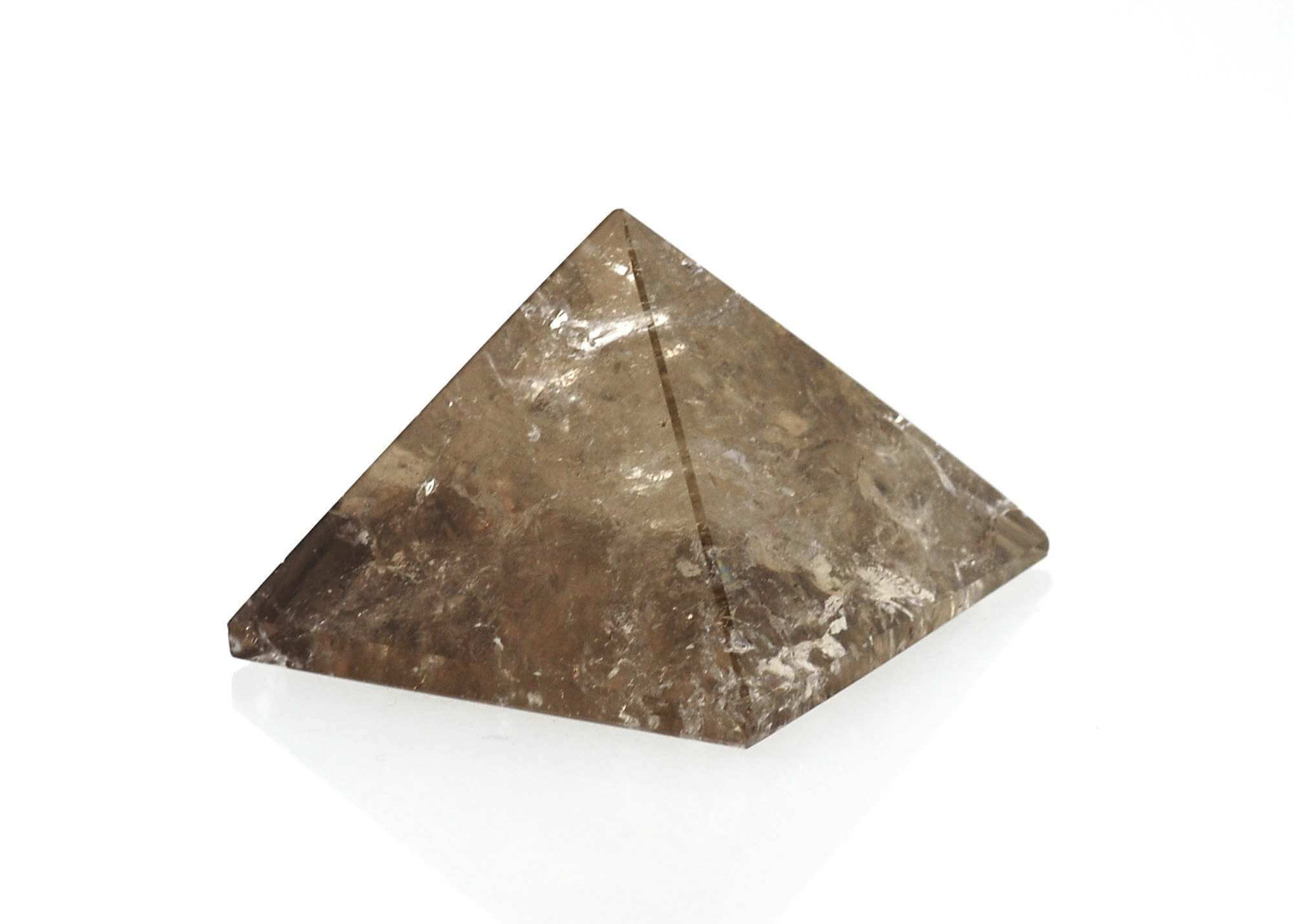 Medium Smoky Quartz Pyramid