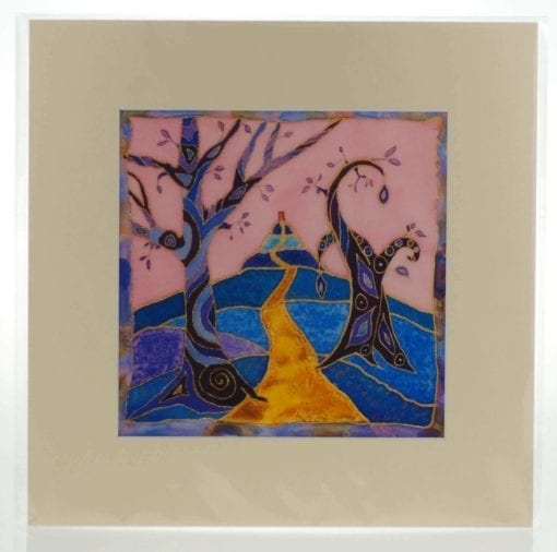 Sweet Dreams of Avalon Mounted Print