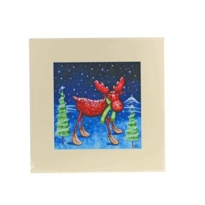 Happy Christmas Print