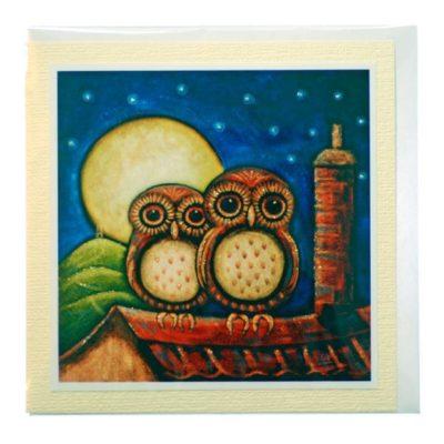 Night Owls Card