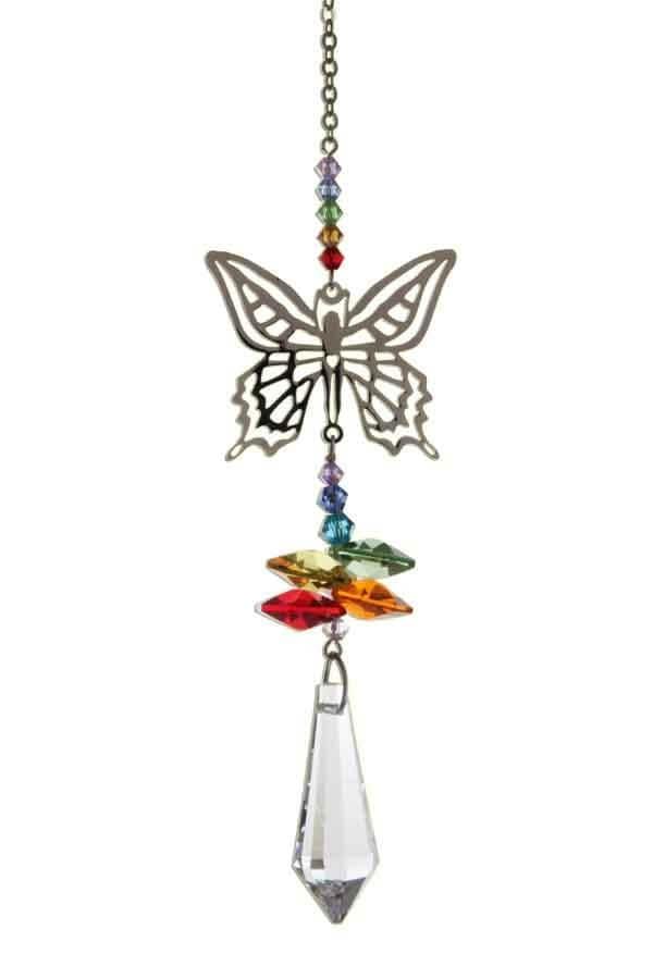 71fcbc4b7 Crystal Fantasy - Rainbow Butterfly - Happy Glastonbury