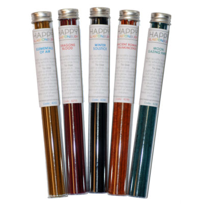 Incense - Glass Tubes