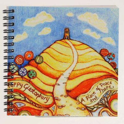 Happy Art Notebooks