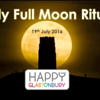 July full moon ritual
