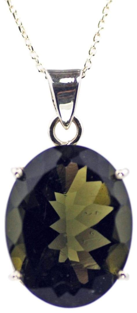 Happy Glastonbury Moldavite Crystal Collection