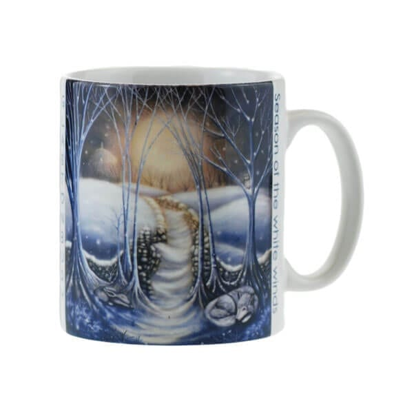 Season of the White Winds Mug