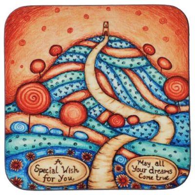 A Special Wish Coaster 31066