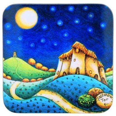 Blue Moon Coaster 31104