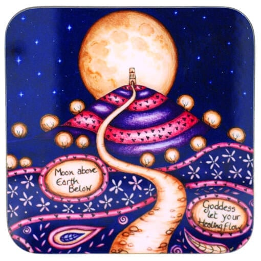Healing Goddess Coaster 33409