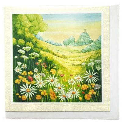 6056 - Spring Into Summer Card