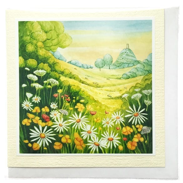 6056 - Spring Into Summer Card
