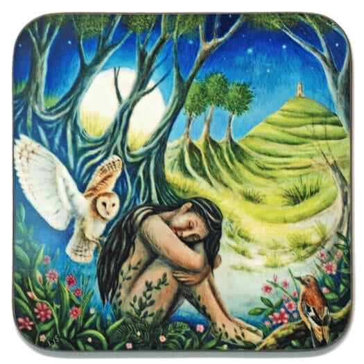 Earth Goddess Coaster 36058