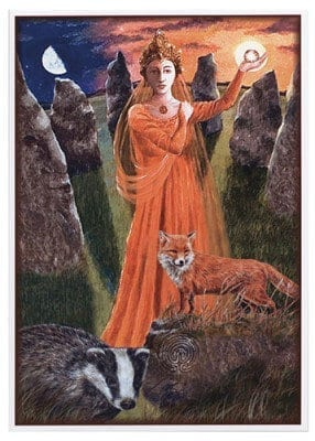 Mother of Earth Card