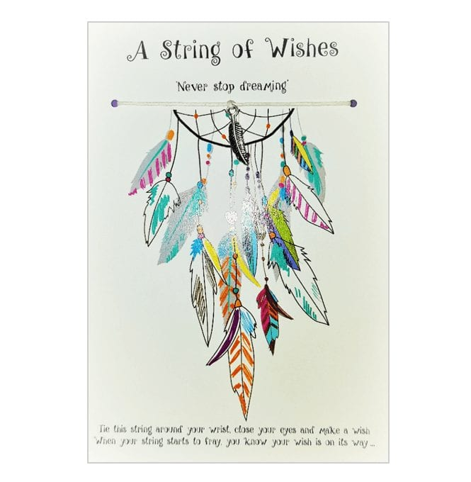 string of wishes collection