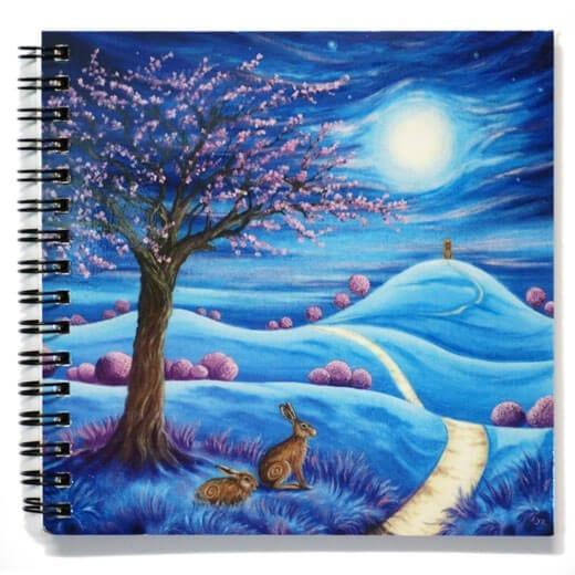 Contemplation Notebook 51109