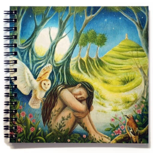 Earth Goddess Notebook 56058
