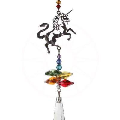Crystal Fantasy - Unicorn - Rainbow