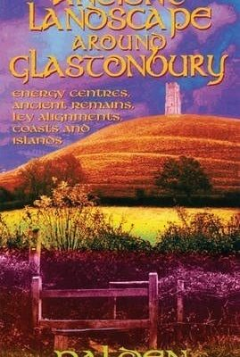 Map Of The Ancient Landscape Around Glastonbury