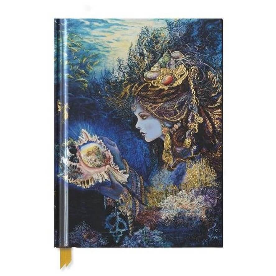 Josephine Wall - Daughter of the Deep (Blank Sketch Book)