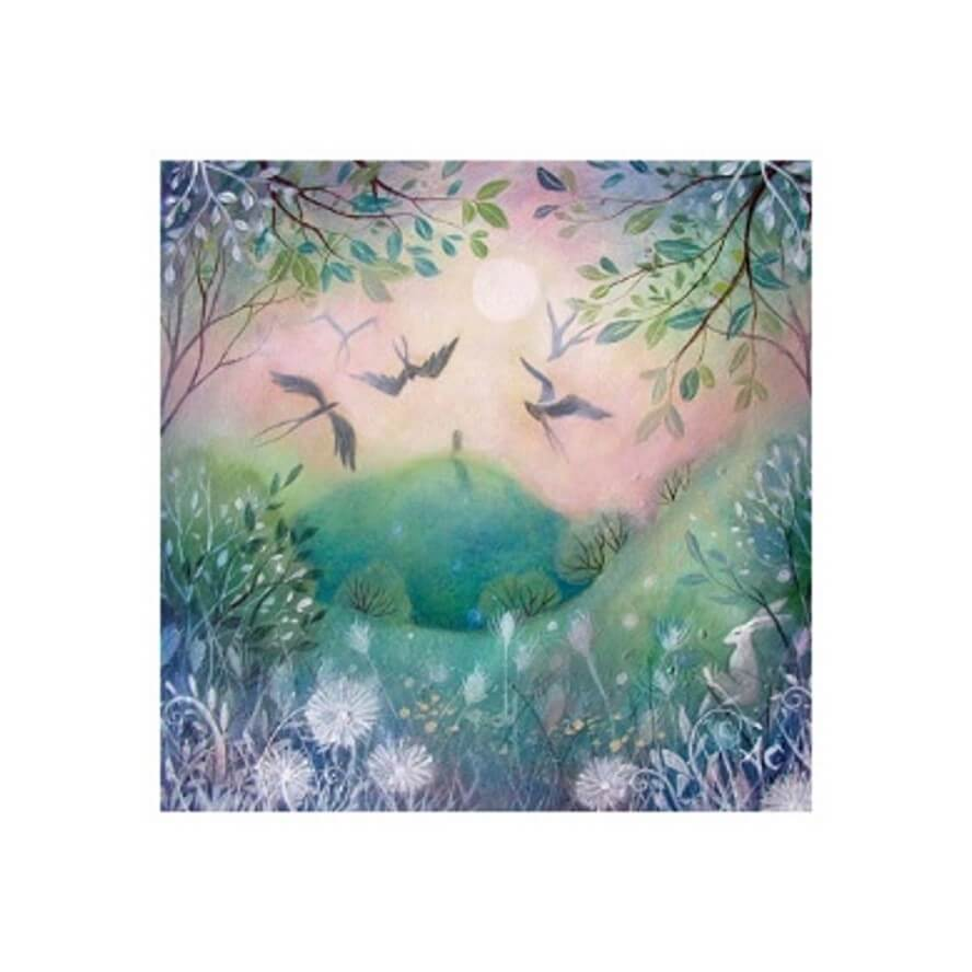 First Light Card by Amanda Clark