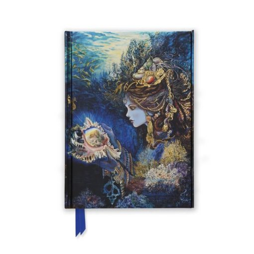Josephine Wall – Daughter of the Deep (Foiled Desk Journal)