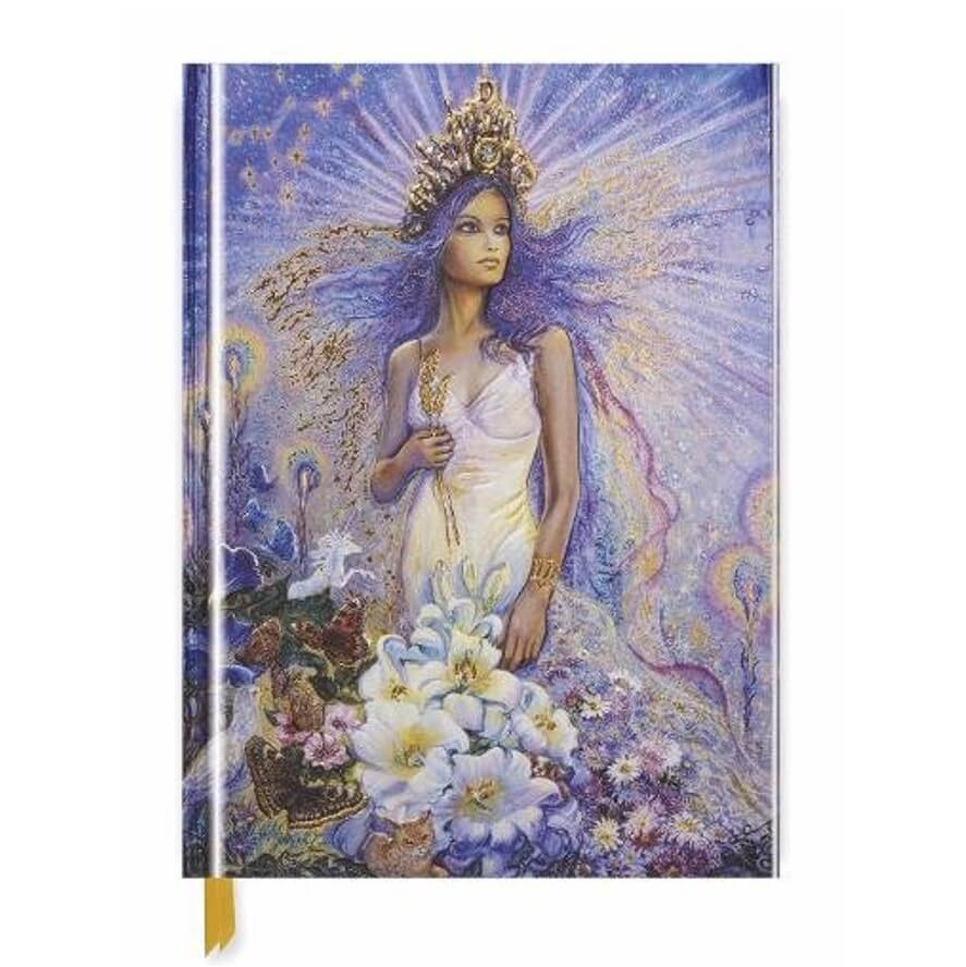 Josephine Wall - Virgo (Blank Sketch Book)