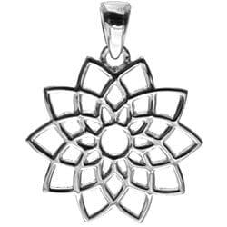 P1138 crown chakra pendant