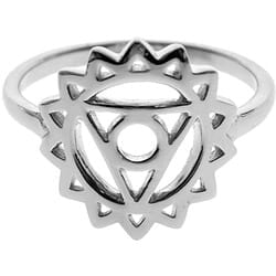 Throat Chakra Ring R1329