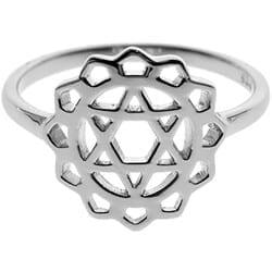 Heart Chakra Ring R1330