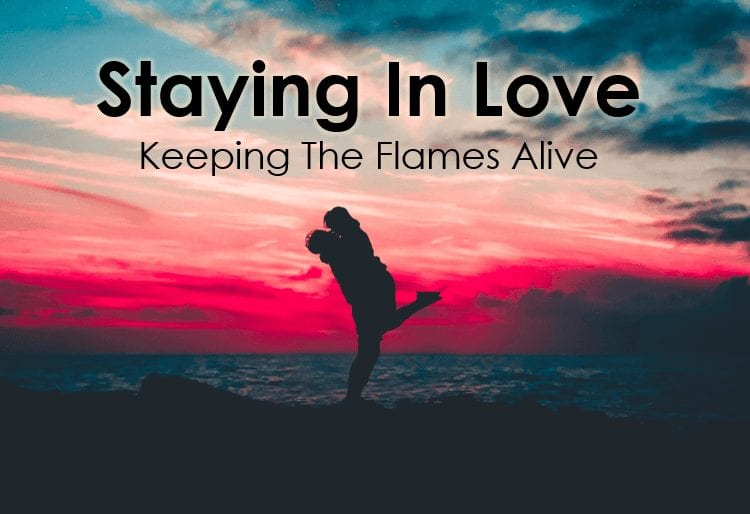 Staying In Love Blog