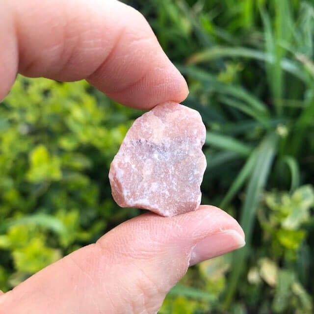 Pink Azeztulite™ 9.5 grams