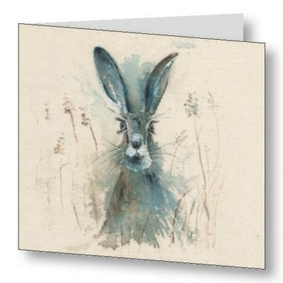 In The Wet Grass Card