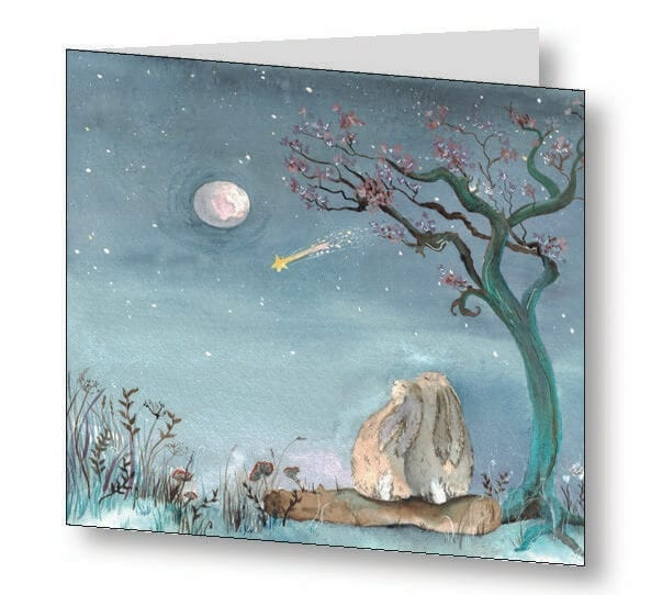 Stars & Dreams Card